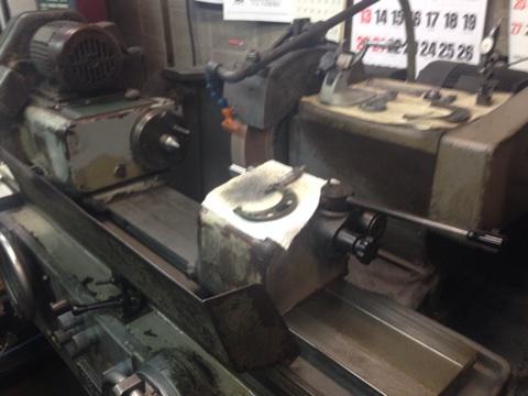 シギヤ精機 円筒研磨機